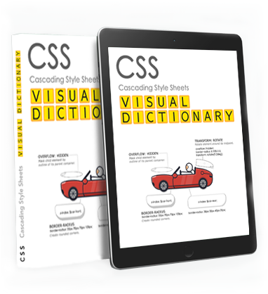 Limited Time Free PDF E-Book Giveaway (CSS Visual Dictionary)